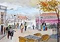 Croquis aquarellé- Tavira - Portugal (6522109799).jpg