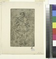 Croquis de Jacques Guichard, enfant, debout, jouant du violon (NYPL b14504927-1129412).tiff