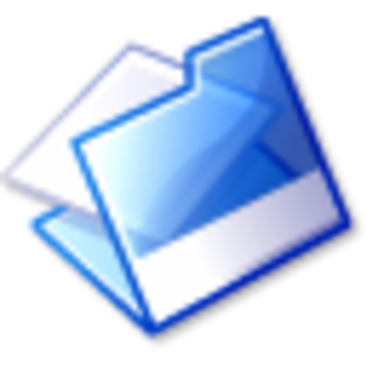 Directory (computing) - Sample folder icon (from KDE).
