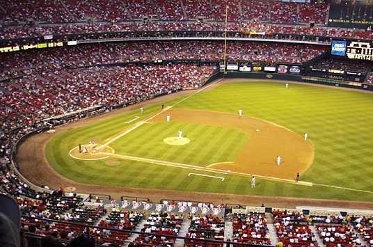 Cubs at Cardinals 2000-09-14