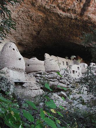 Huápoca - Cueva de las Jarillas
