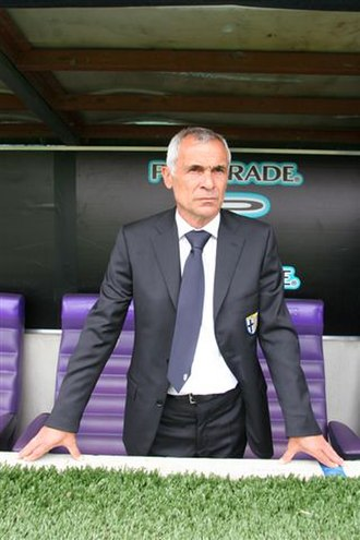 Egypt national football team - Héctor Cúper, the current manager of the Egypt national football team.