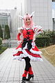 Cure Passion cosplayer at Comiket 2009 (b).jpg