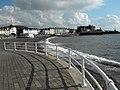 Curves on Aberystwyth seafront - geograph.org.uk - 1388899.jpg