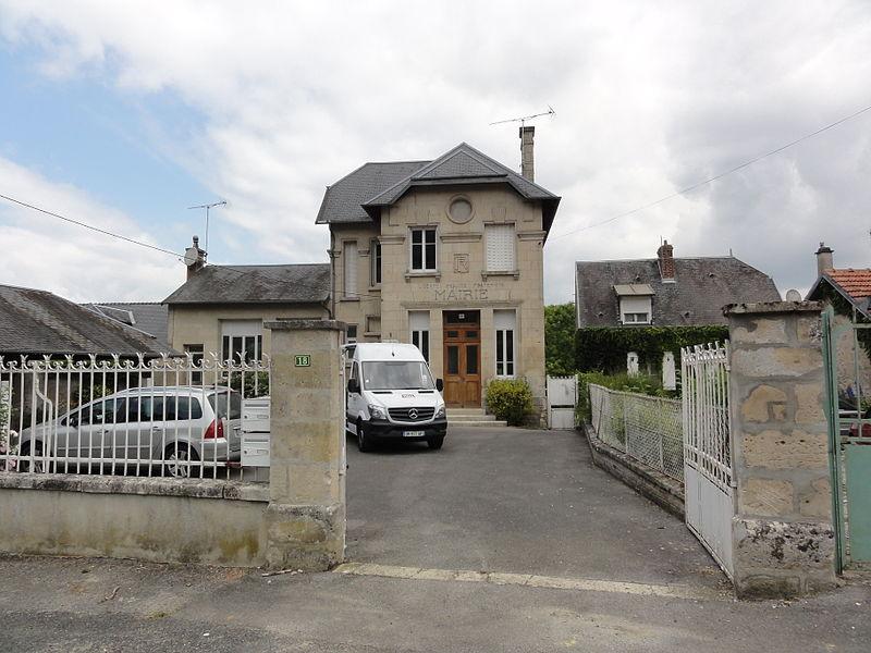 Cutry (Aisne) mairie