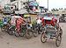 Cycle rickshaws, Puri.jpg