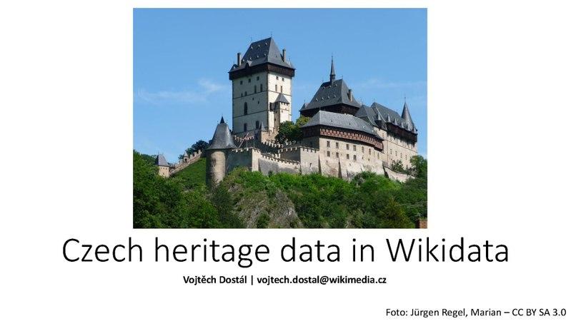 File:Czech Heritage Wikidata workshop 2018 EN.pdf