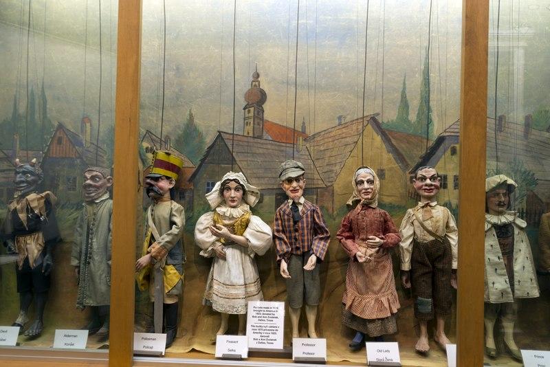 Czech dolls in czech heritage museum temple texas czech history