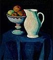 Czigány Dezső - 1910 körül - Csendélet (kékterítős csendélet).jpg
