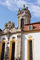 D-5-77-125-90 Ellingen Schloss Residenz Schlosskirche Turm 017.jpg