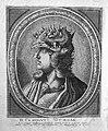 D. Claudius Caesar - Portrait - Estampe Coste 13609.jpg