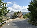 D19 The road to Lac de Sainte Croix - panoramio.jpg