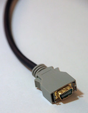 D-Terminal - Image: D4 video connector