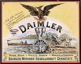 Image illustrative de l'article Daimler-Motoren-Gesellschaft