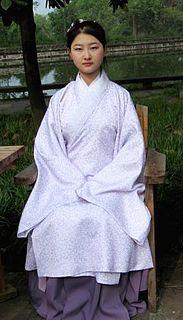 Changao A type of long Chinese jacket