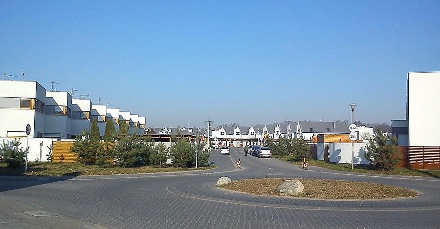 Dąbrówka, Poznań County