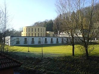 Dagstuhl - The new extension at Dagstuhl.