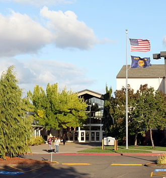 Dallas, Oregon - Dallas High School