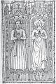 Dalle funéraire Etienne Chevalier et sa femme - Gaignères.jpg
