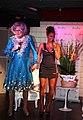 Dame Edna, Mel B (7105790083).jpg