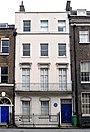 Dame Millicent Garrett Fawcett 1847-1929 - 2 Gower Street WC1E 6DP.jpg