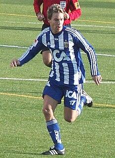 Daniel Alexandersson Swedish footballer a
