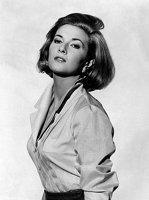 Daniela Bianchi - Daniela Bianchi in 1963