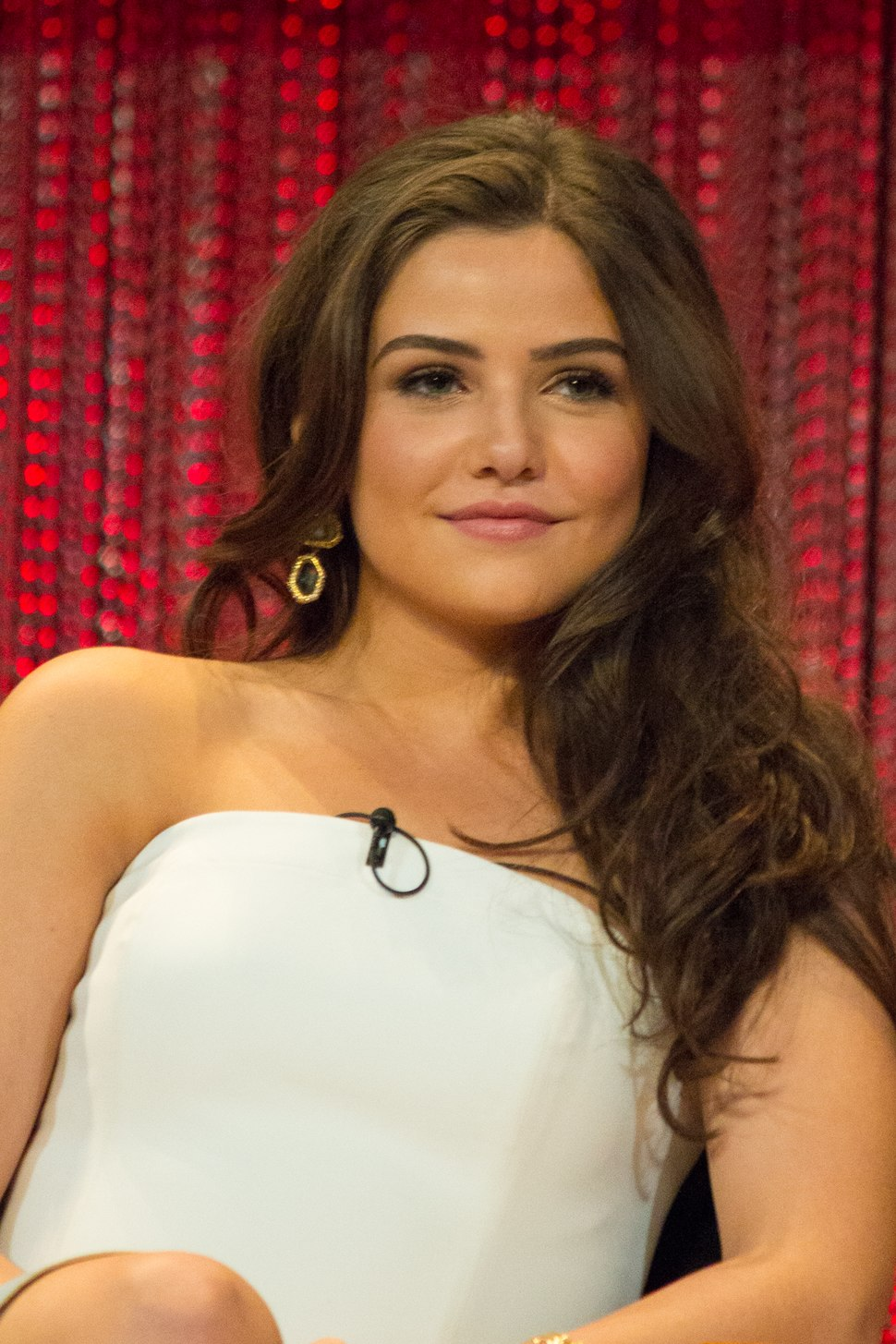 Danielle Campbell at PaleyFest 2014