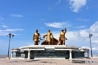 Dapitan - Punto del Desembarco de Rizal