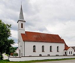St.-Nikolaus-Weg in Dasing