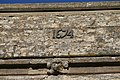 Date on Oving Church Tower - geograph.org.uk - 848848.jpg