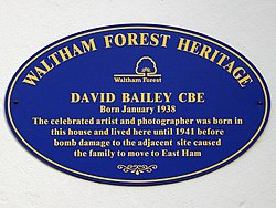 David bailey (waltham forest heritage)