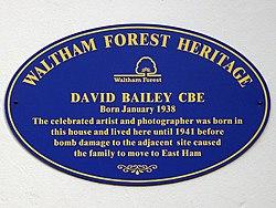 David bailey (waltham forest heritage)