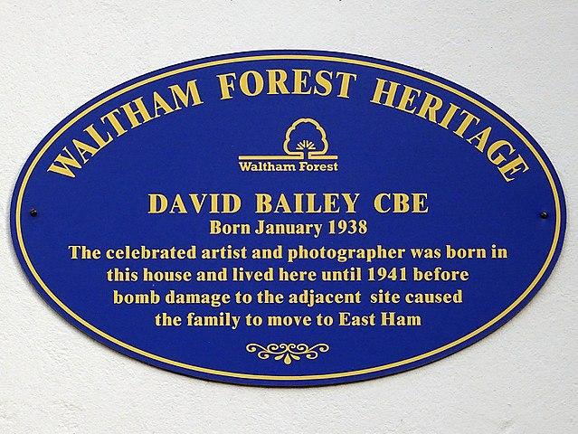 Photo of Blue plaque № 43801