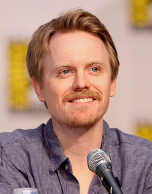 David Hornsby - Hornsby at the 2010 San Diego Comic-Con International