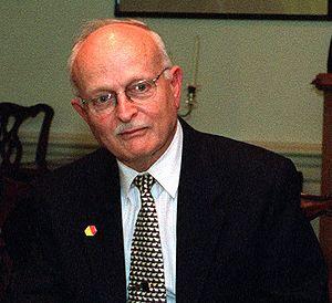 David Ivry - Ivry in October 2001