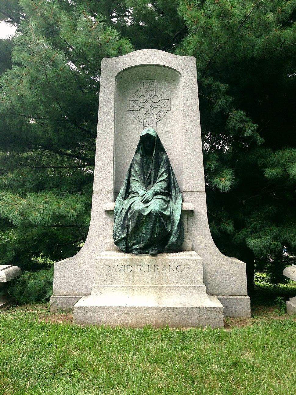 David R. Francis Grave 2013