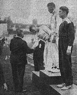 József Várszegi Hungarian javelin thrower