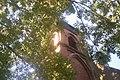 De kerktoren van de kerk in Dorkwerd.jpg