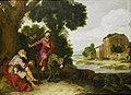 De profeet van Bethel ontmoet de man Gods uit Juda Rijksmuseum SK-A-2814.jpeg