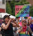 Deaf and Queer, We Are Here, Twin Cities Pride Parade 2018 (29209197178).jpg