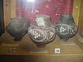 Decorated Nene Valley Roman Pottery, Wisbech Museum.JPG