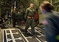 Defense.gov News Photo 110630-F-AZ553-288 - U.S. Air Force airmen with the 86th Aeromedical Evacuation Squadron unload medical equipment from an Air Force C-130J Hercules aircraft in Tbilisi.jpg