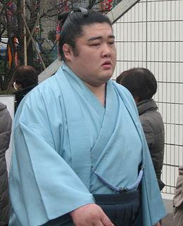 Dejima Takeharu Sumo wrestler