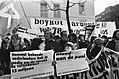 Demonstratie tegen bewind in Argentinie Freek de Jonge en Bram Vermeulen, Bestanddeelnr 929-6417.jpg