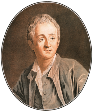 Denis Diderot cover