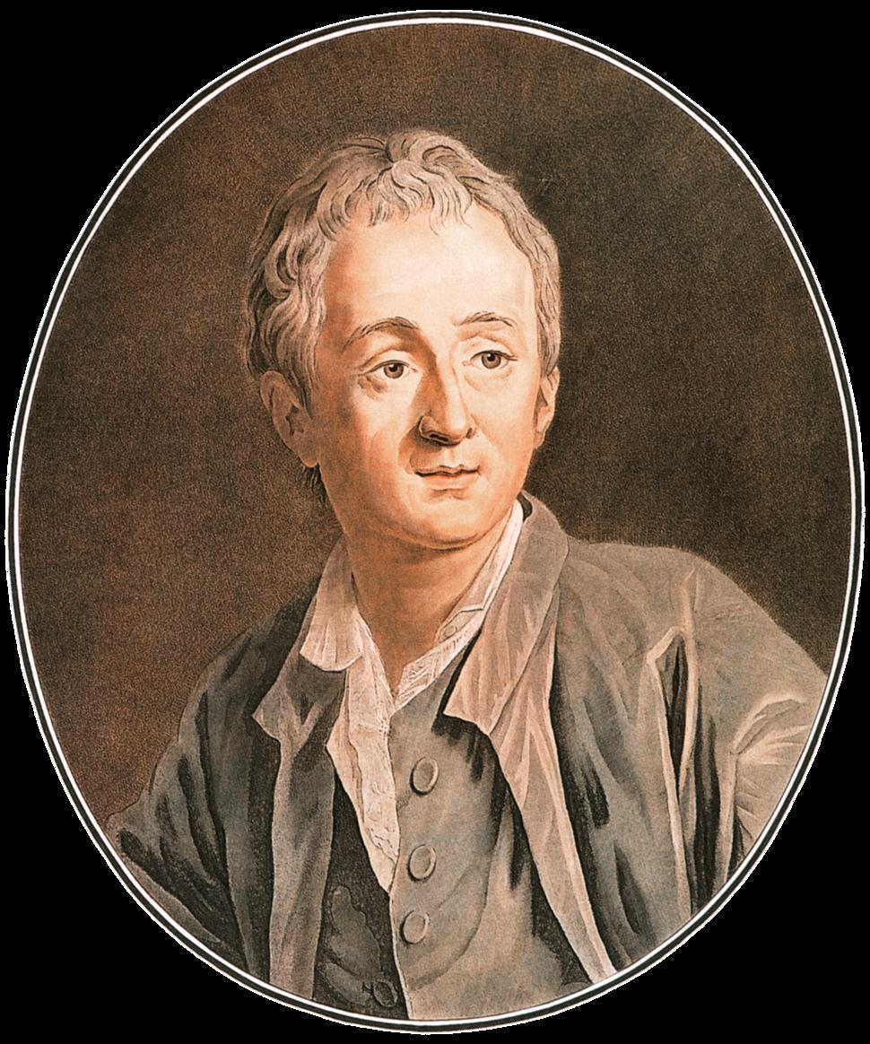 Denis Diderot - Alix - Vanloo