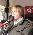 Denis Zommer, Inter-Regional Union of Communists, Russia.JPG