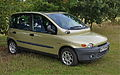 Designed by a committee,pity they did not speak to each other. Fiat Multipla - Flickr - mick - Lumix.jpg