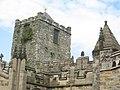 Detail of St Cybi's, Holyhead - panoramio.jpg